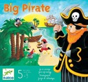 Djeco Board Games Big Pirate - Djeco Board Games Big Pirate