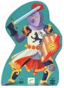 Djeco Pussel The Fantastic Knight - Djeco Pussel The Fantastic Knight