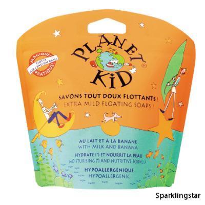Planet Kid Mini Tvål