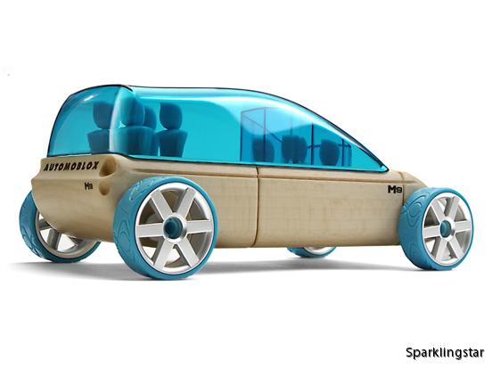 Automoblox Sport Van M9 (Aqua)