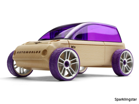Automoblox Sport X9X (Lila)