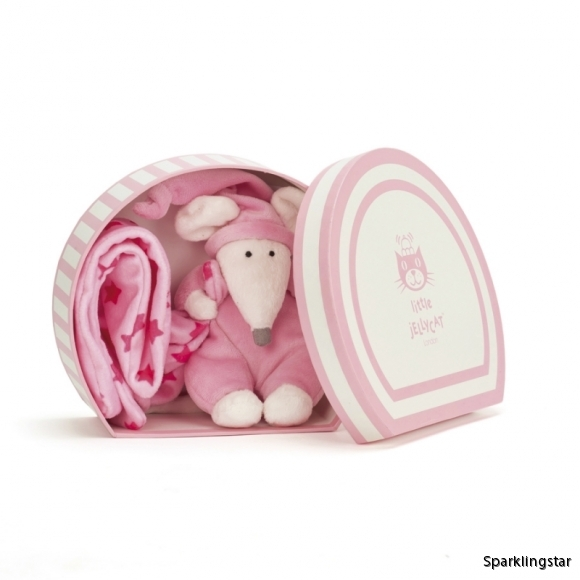 Jellycat Starry Nights Mouse Soother