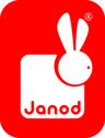 Janod Magnet Bok (Flickor)