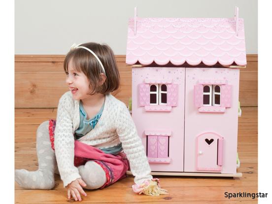 Le Toy Van Dockhus Dreamhouse
