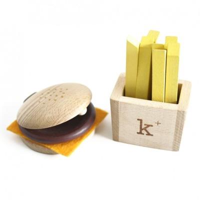 Kiko+ Hamburgare Set - Kiko+ Hamburgare Set