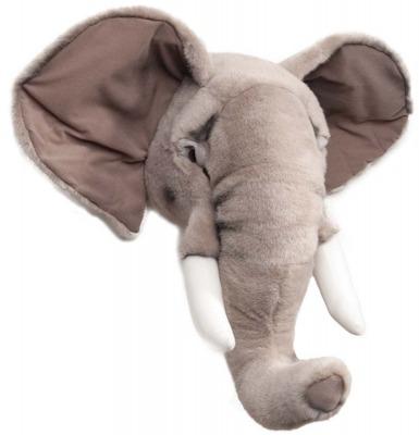 Brigbys Djurhuvud Elefant - Brigbys Djurhuvud Elefant