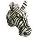 Brigbys Djurhuvud Zebra - Brigbys Djurhuvud Zebra