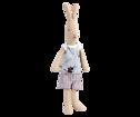 Maileg Mini Rabbit Boy Kanin - Maileg Mini Rabbit Boy Kanin
