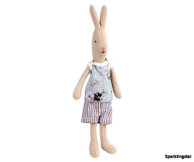 Maileg Mini Rabbit Boy Kanin