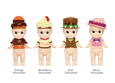 Sonny Angel Chocolate Series 2016 - Sonny Angel Chocolate Series 2016 (Display)