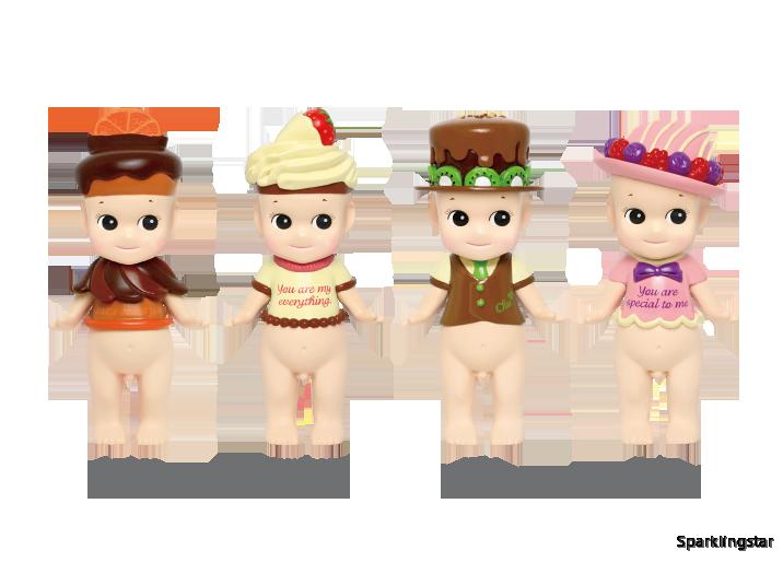 Sonny Angel Chocolate Series 2016