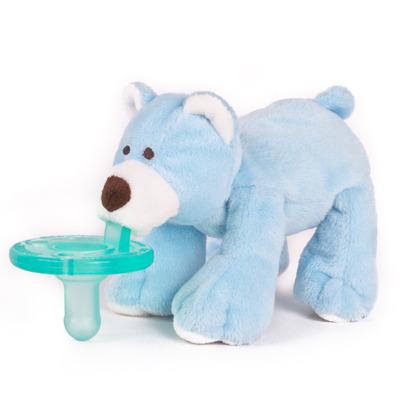 WubbaNub Blue Bear (Napp) - WubbaNub Blue Bear (Napp)