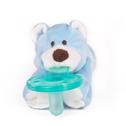WubbaNub Blue Bear (Napp)