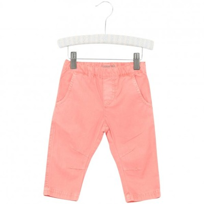 Wheat Trousers Noah Softcoral - Wheat Trousers Noah Softcoral ( Storlek 2 år )