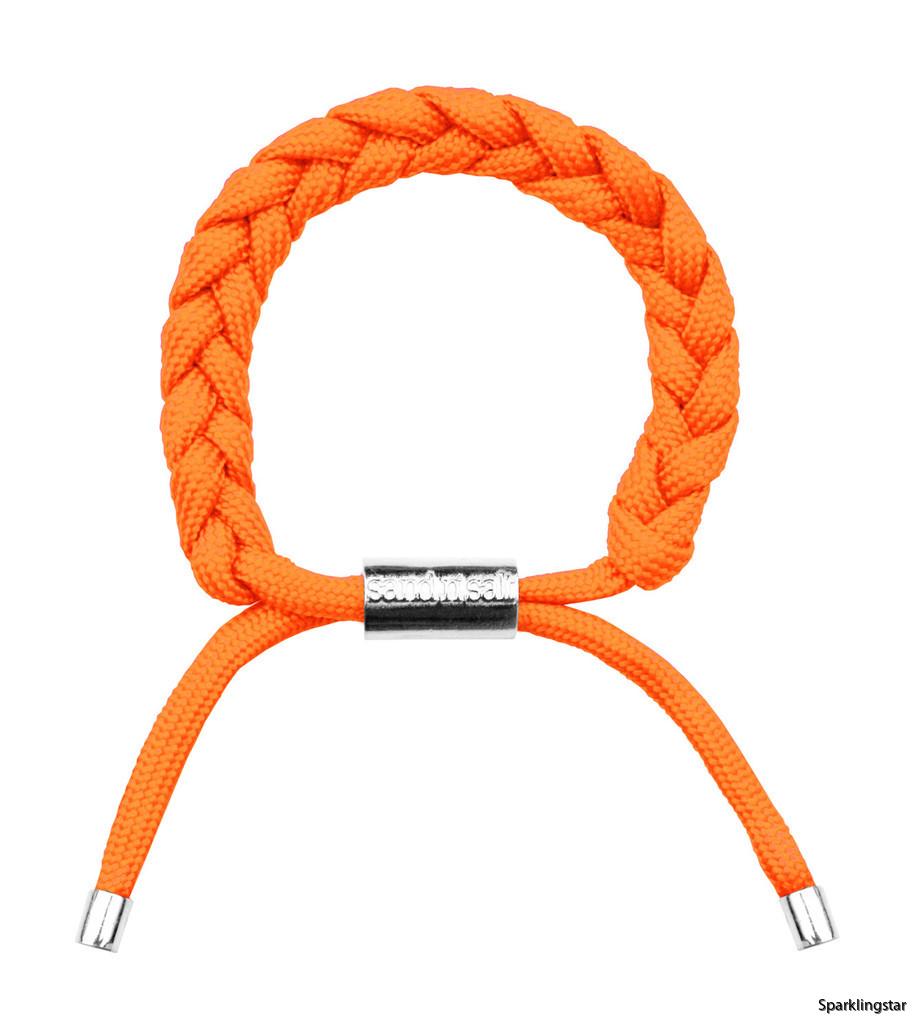 sand n salt Armband (Orange)