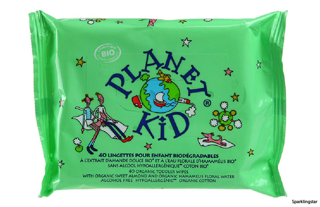 Planet Kid Tvättservetter