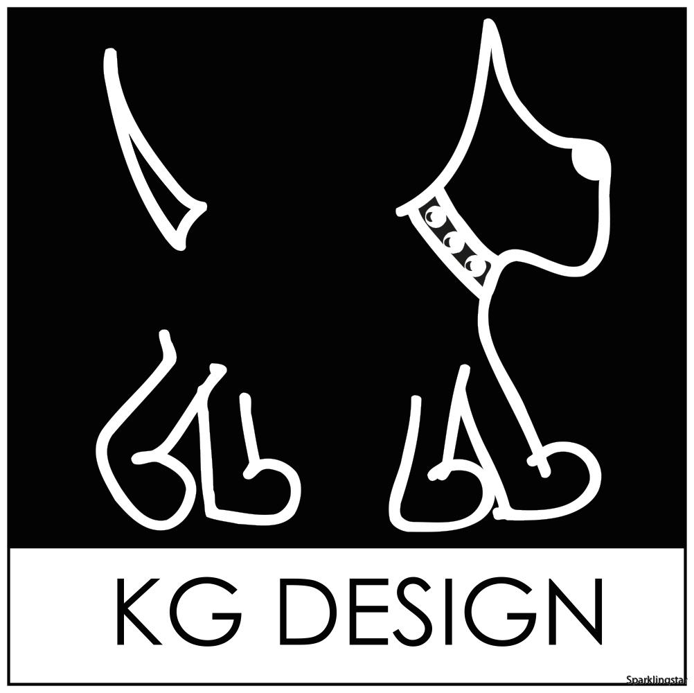 KG DESIGN Logo