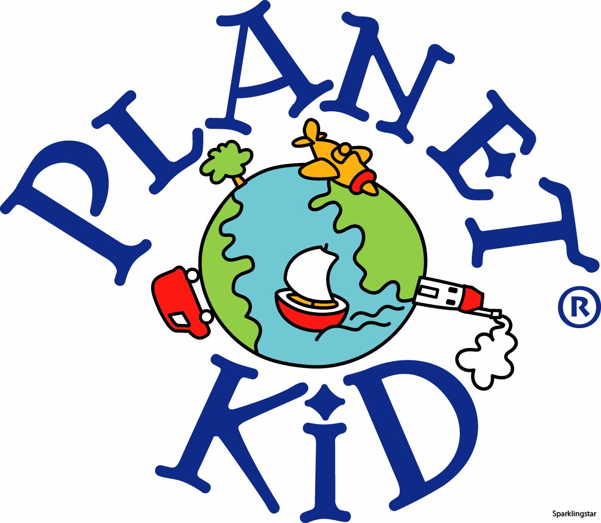 Planet Kid Logo