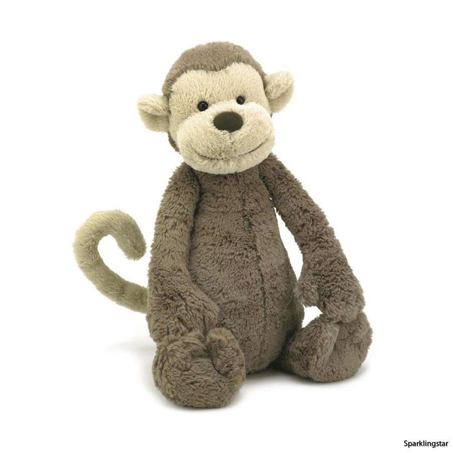 Jellycat Bashful Monkey Large