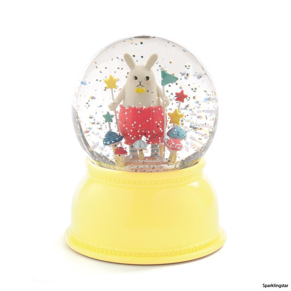 Djeco Nattlampa Little Rabbit (Kanin)