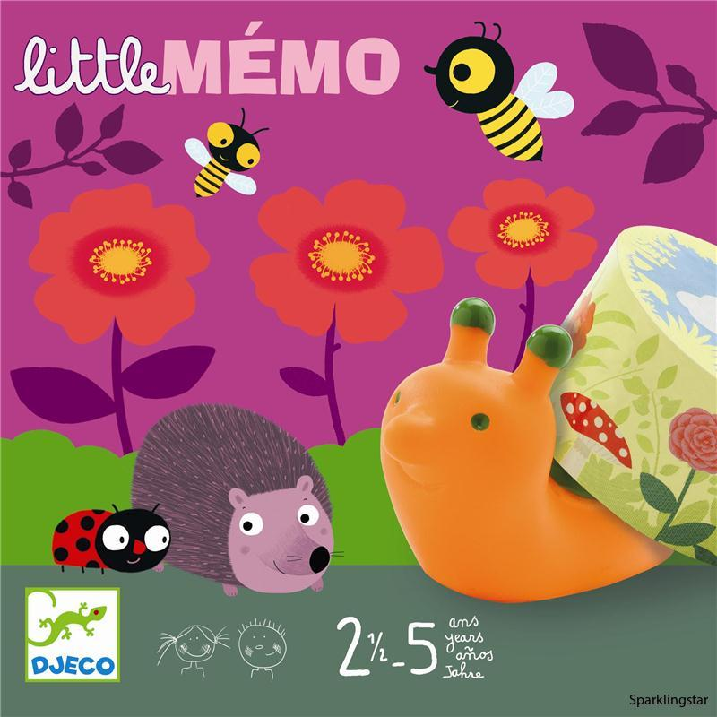 Djeco Games Little Memo