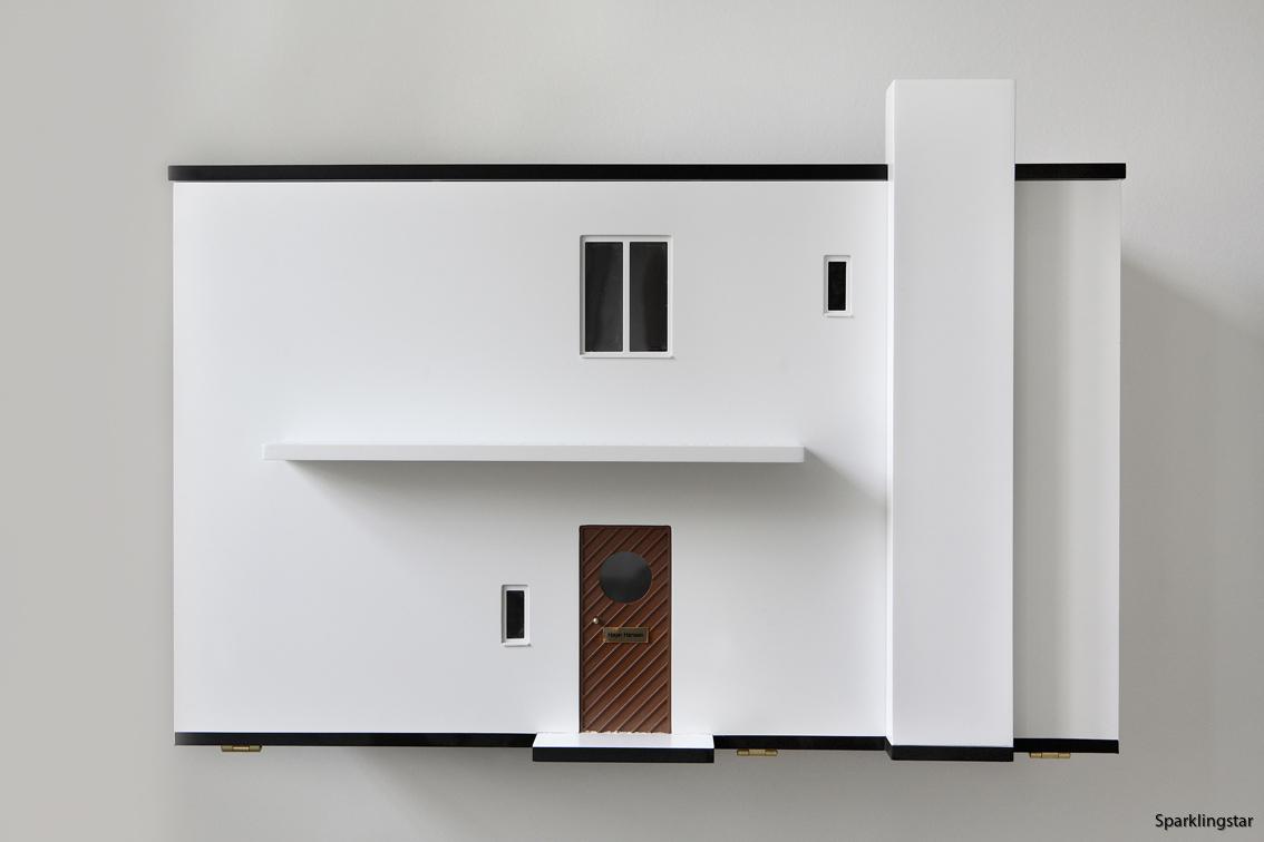 Arne Jacobsen (Fritz Hansen) Dockhus 1:16