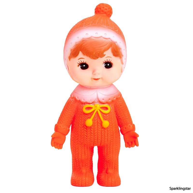 Lapin & Me Woodland Doll Orange