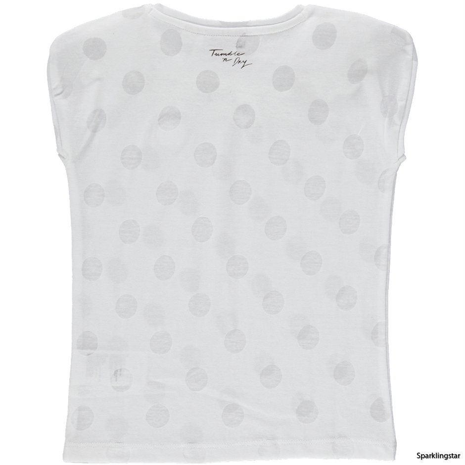 Tumble 'N Dry Germaine Girls Mid Tee
