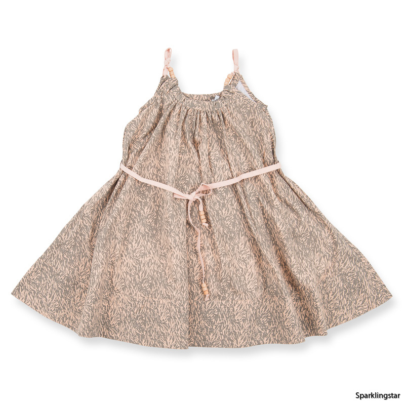 How to Kiss-a Frog Maggie Dress Speckle