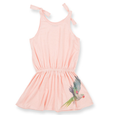 How to Kiss-a Frog Slipdress Parrot Pink - How to Kiss-a Frog Slipdress Parrot Pink ( Storlek 2 år )