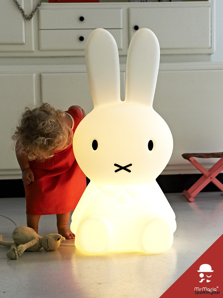 Mr Maria Miffy XL Lamp