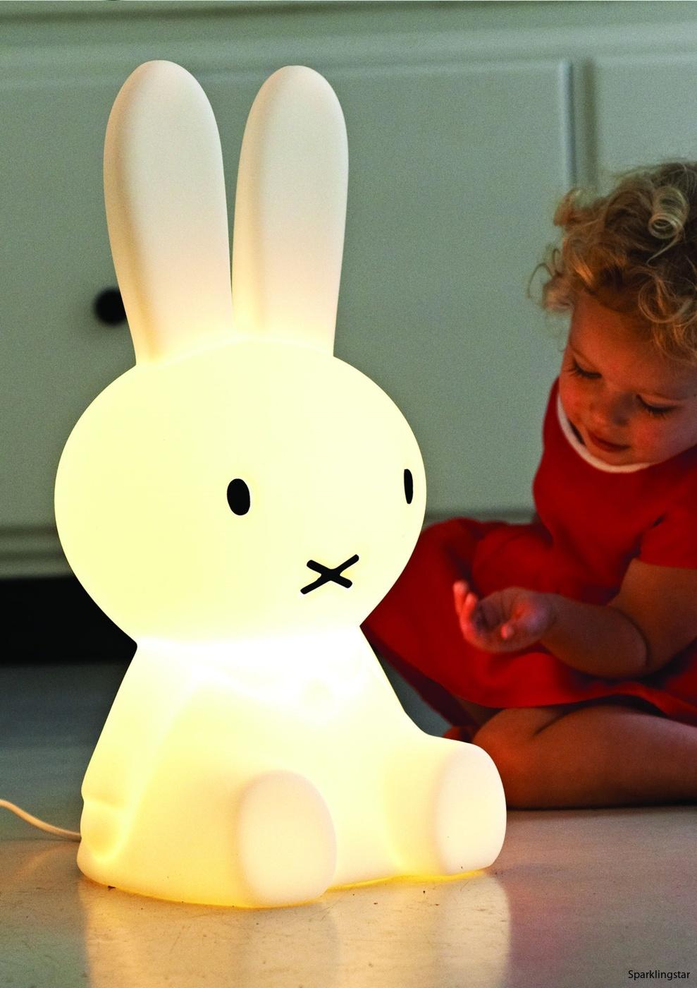 Mr Maria Miffy Small Lamp
