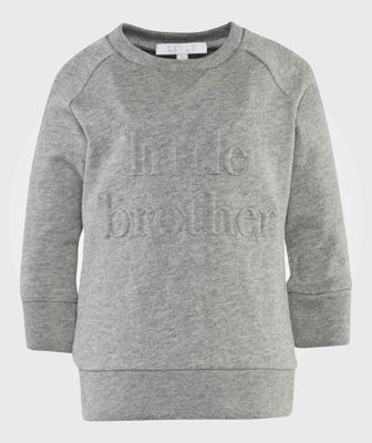 Livly Little Brother Sweatshirt - Lively Little Brother Sweatshirt ( Storlek 6 år )