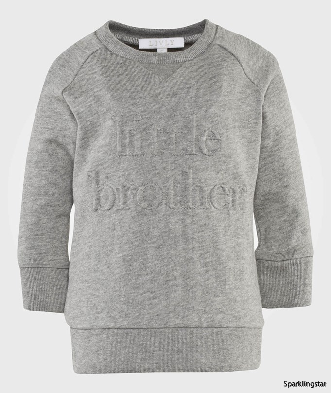 Lively Little Brother Sweatshirt
