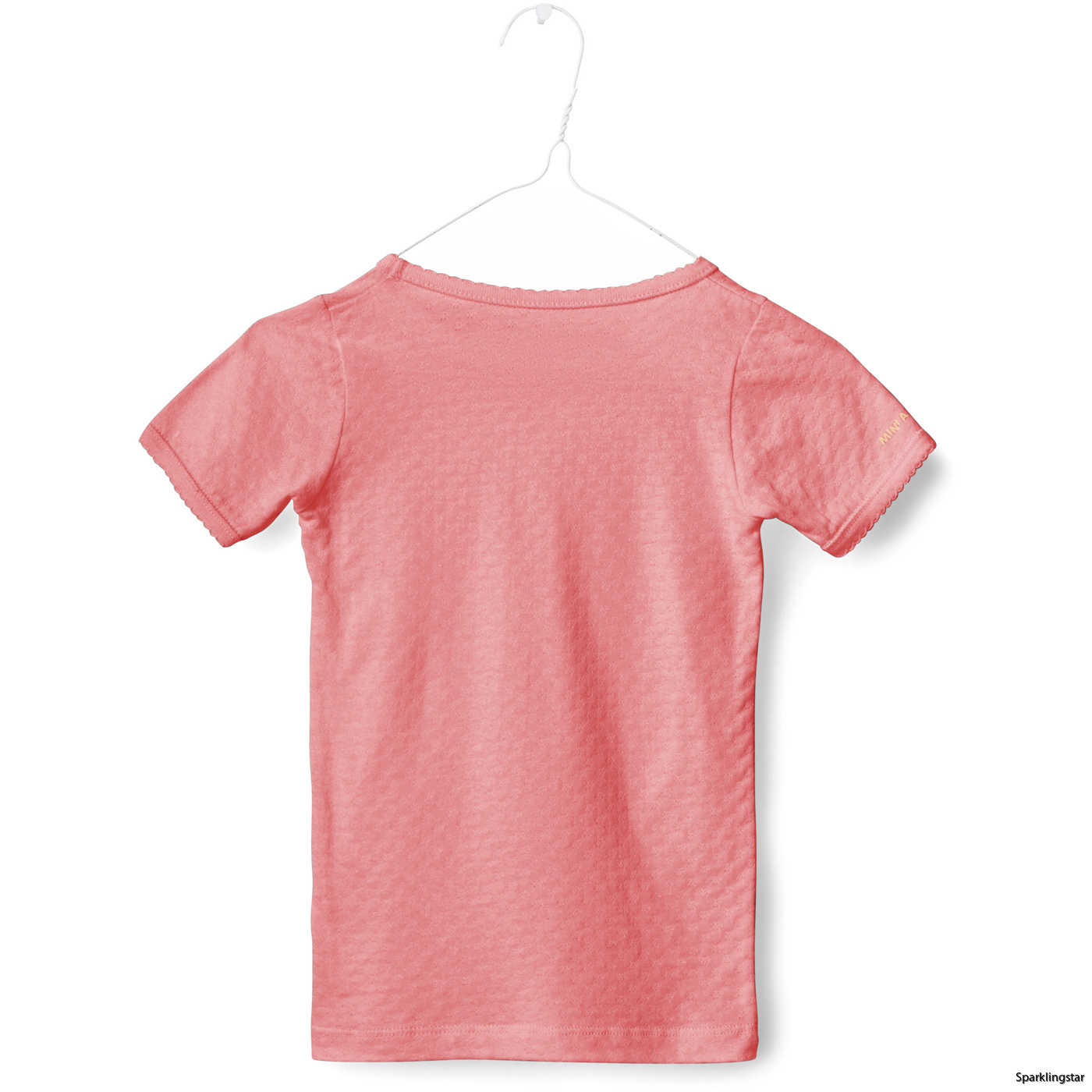 Mini A Ture Elly T-shirt Bubblegum