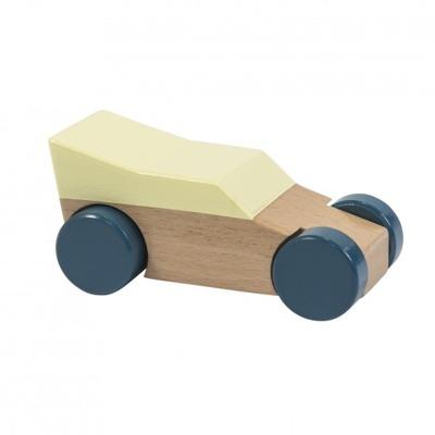 sebra Racerbil I Trä - sebra Racerbil I Trä