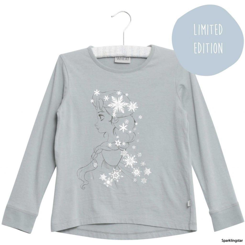 Wheat T-shirt Elsa Frozen