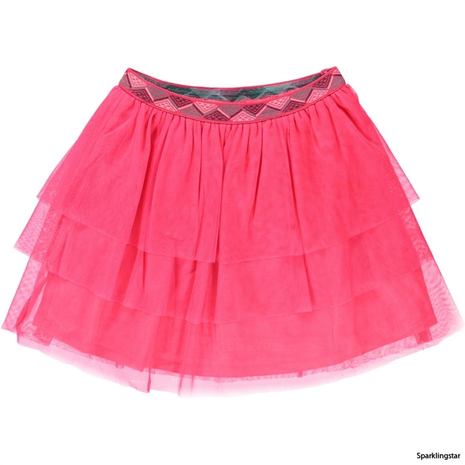 Tumble 'N Dry Henna Girls Mid Skirt