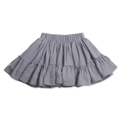 How to Kiss a Frog ELIN SKIRT Dark Grey - How to Kiss a Frog ELIN SKIRT Dark Grey ( Storlek 6 år )