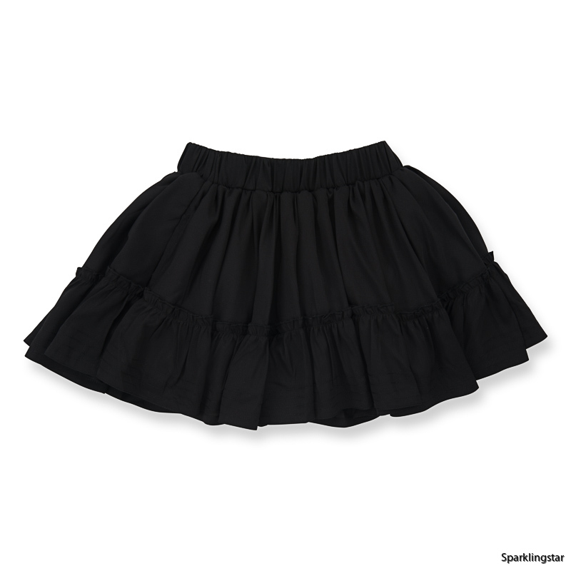 How to Kiss a Frog Elin Skirt Black