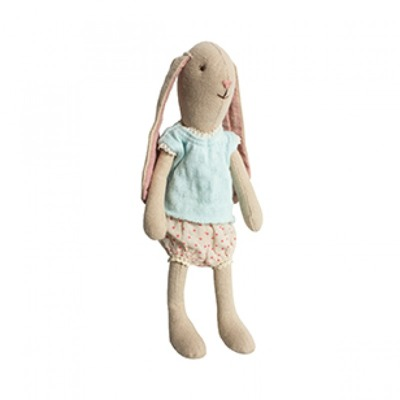 Maileg Mini Bunny Light Girl - Maileg Mini Bunny Light Girl