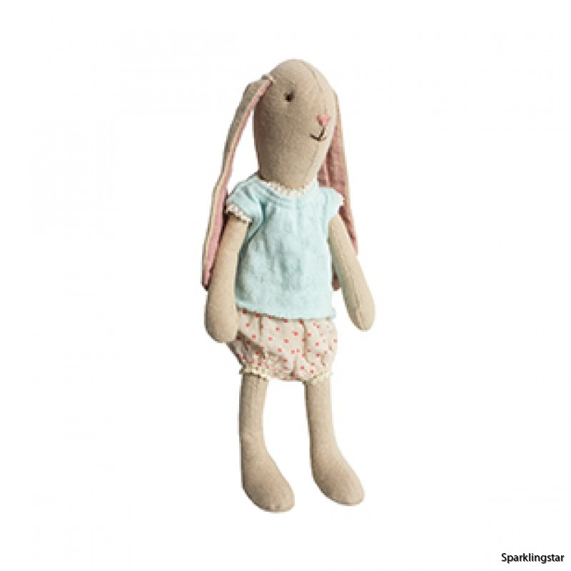 Maileg Mini Bunny Light Girl