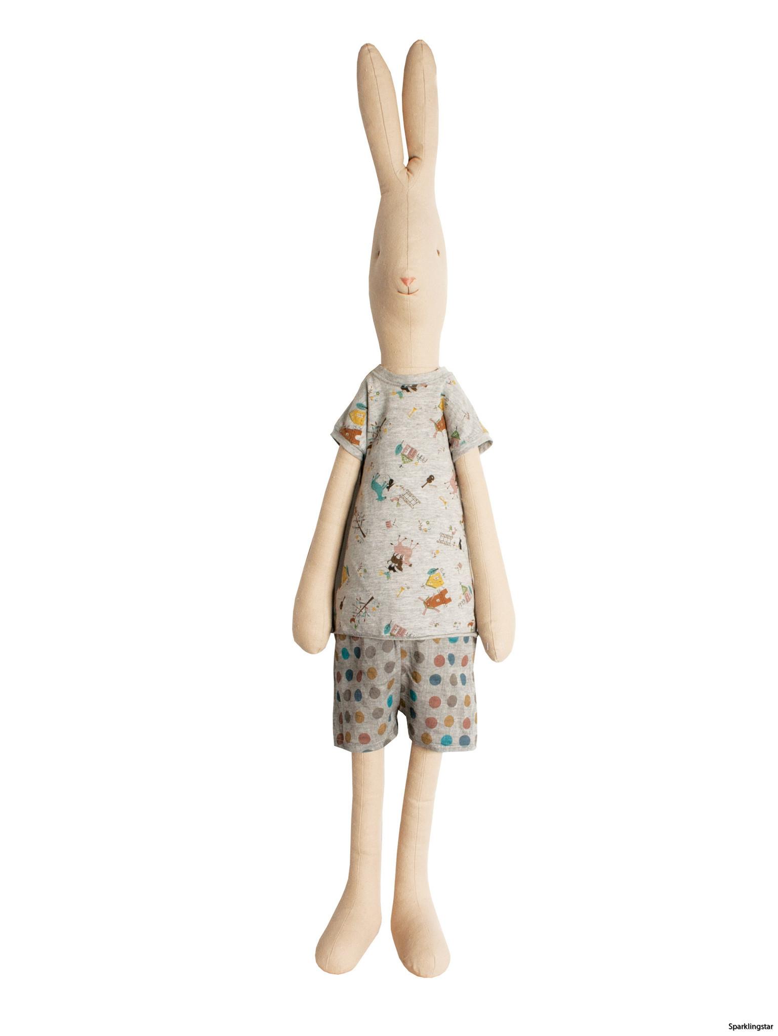 Maileg Mega Maxi Rabbit Boy