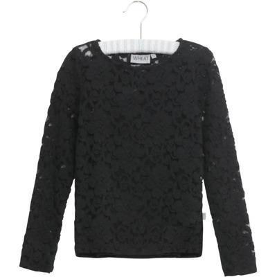Wheat T-shirt Lace - Wheat T-shirt Lace ( Storlek 4 år )