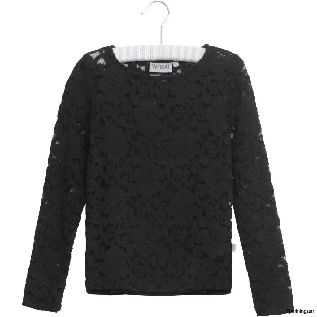 Wheat T-shirt Lace
