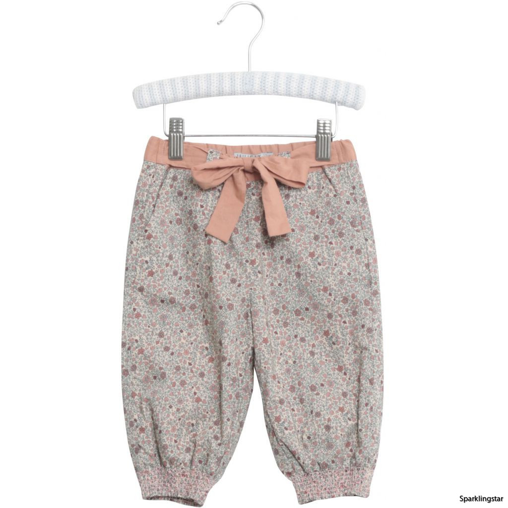 Wheat Trousers Bow