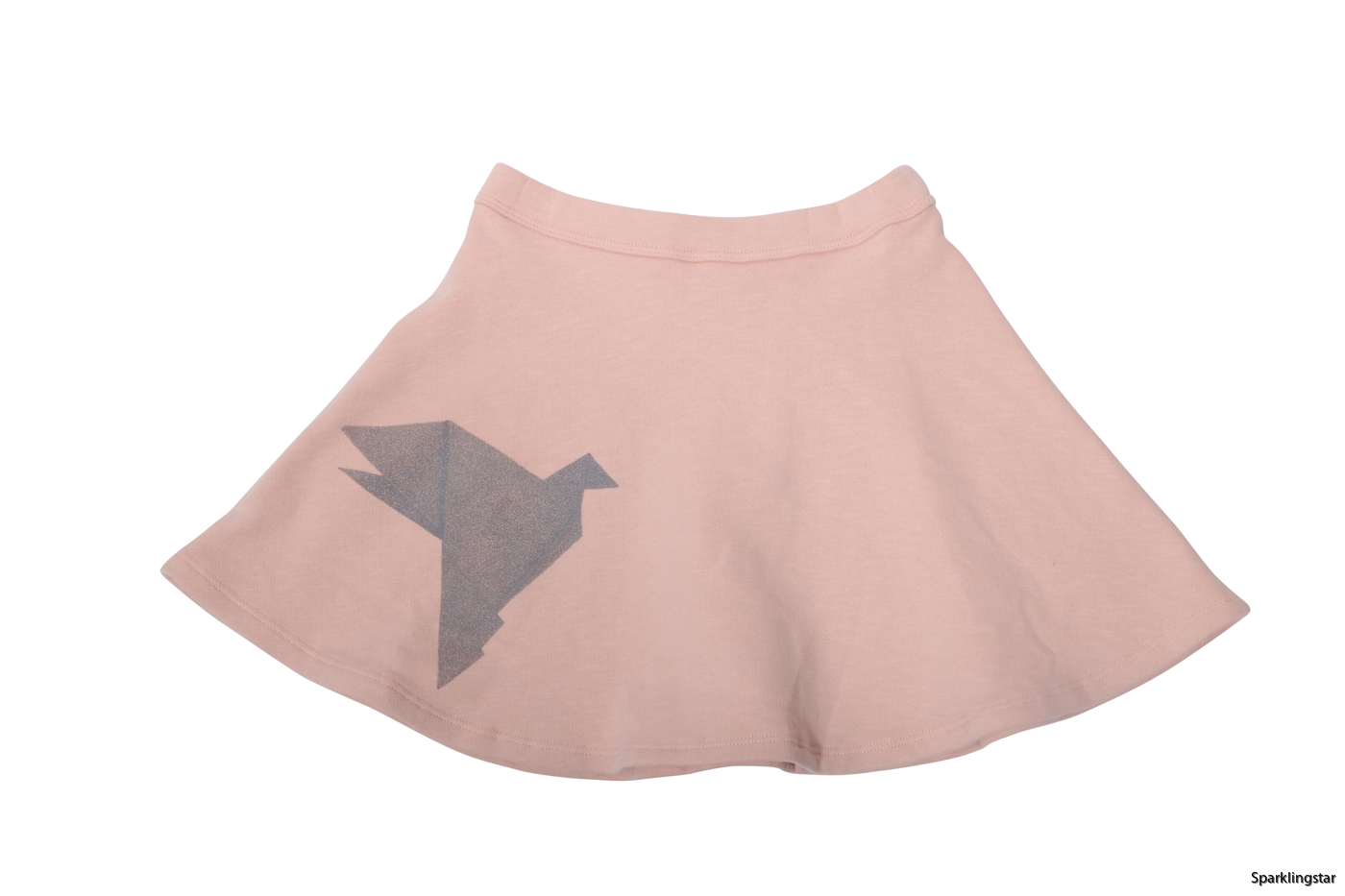One We Like Skirt Origami Dove