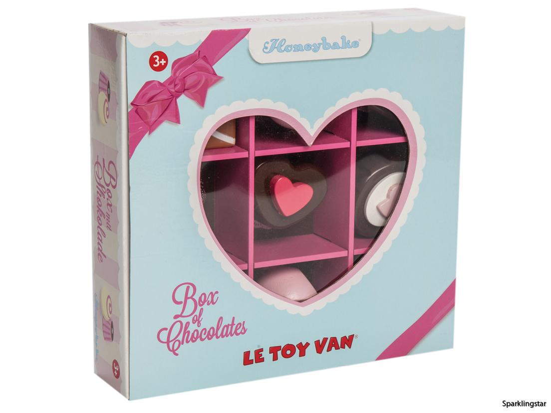 Le Toy Van Chokladask