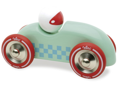 Vilac Bil 'Racer' Mintgrön - Vilac Bil 'Racer' Mintgrön