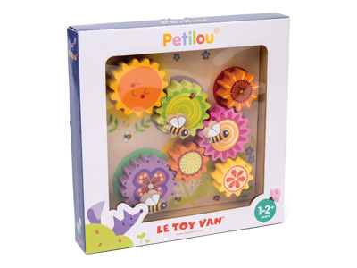 Le Toy Van Pussel Med 'Kugghjul' - Le Toy Van Pussel Med 'Kugghjul'